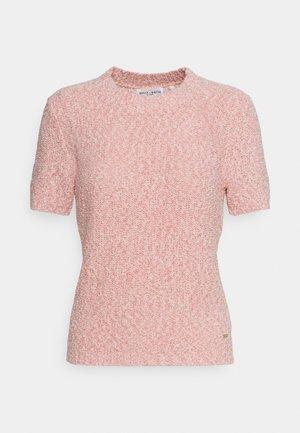 JUMPER NINETTE - Print T-shirt - pink