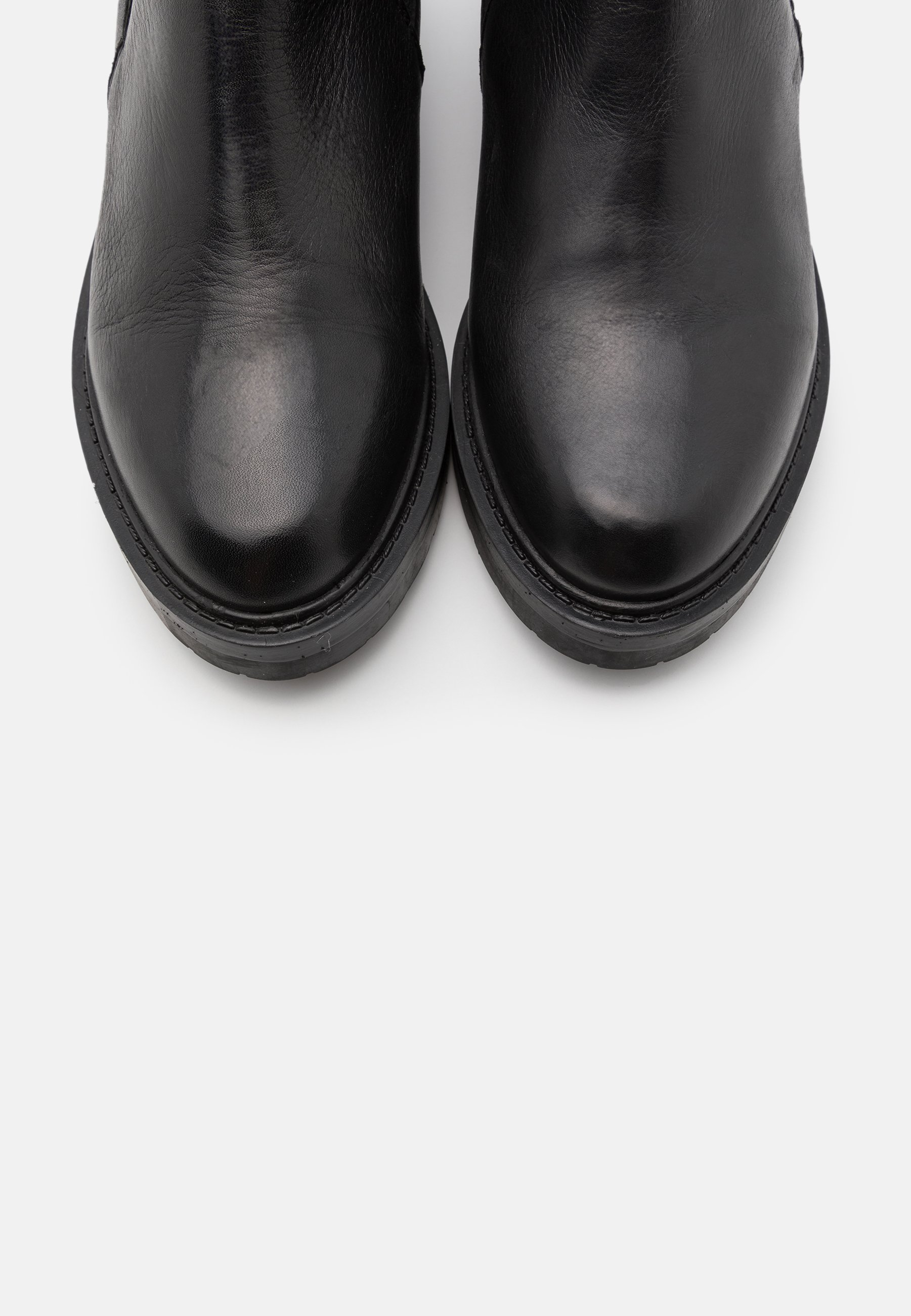 JEMMA LONG Korte laarzen black garda