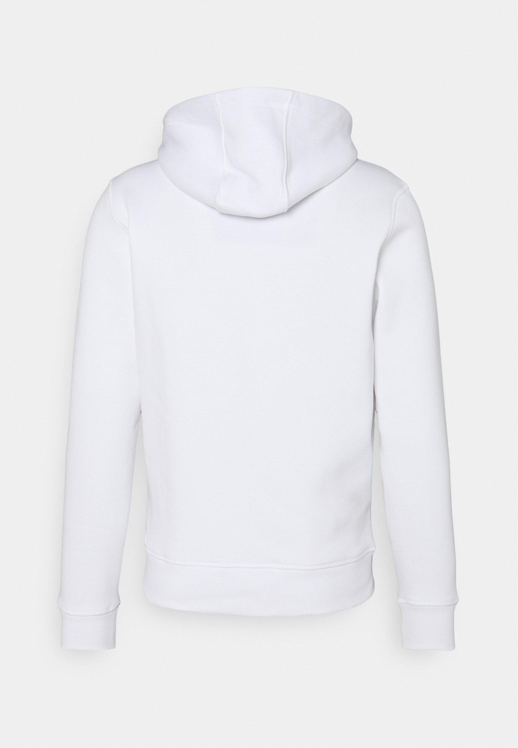 Men SCRIPT EMBROIDERY HOODY UNISEX - Sweatshirt