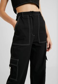 The Ragged Priest - DOUBT PANT - Cargo trousers - black - 5