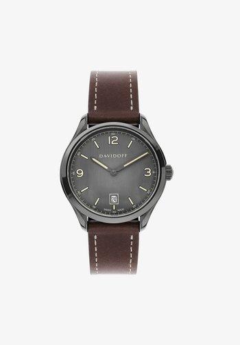 ESSENTIALS  - Watch - grau-anthrazit