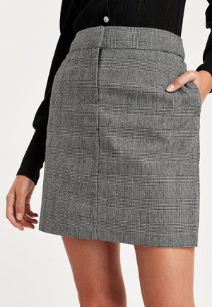 Mini skirt - grey