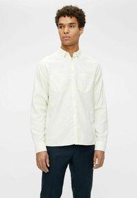 J.LINDEBERG - REGULAR FIT - Camicia elegante - cloud white - 0