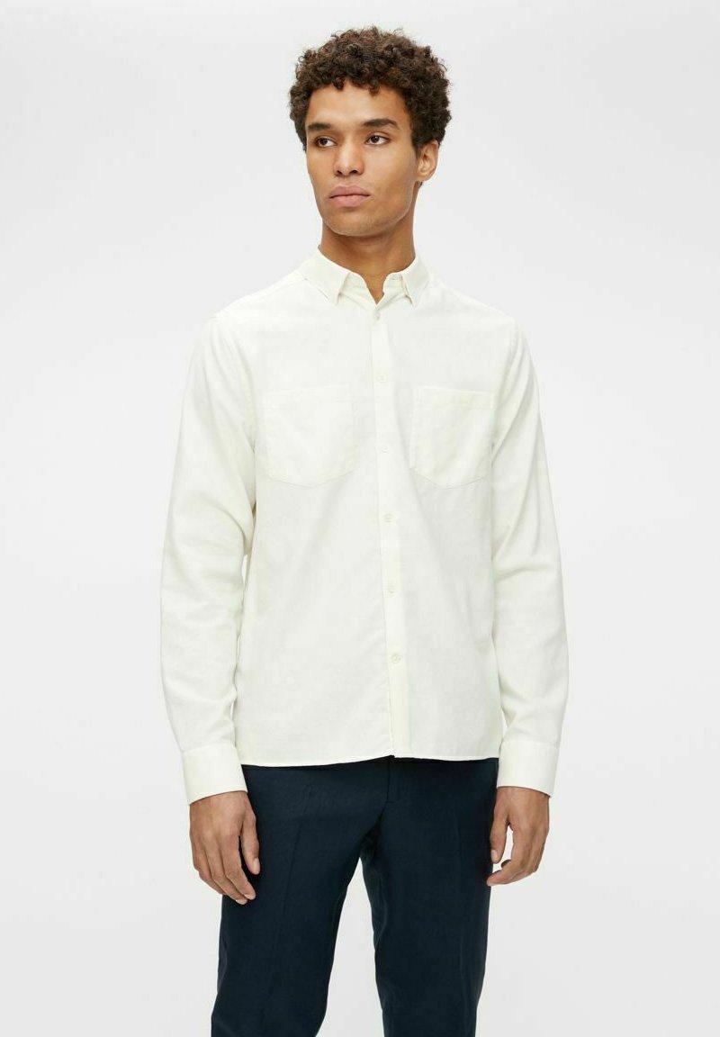 J.LINDEBERG - REGULAR FIT - Camicia elegante - cloud white