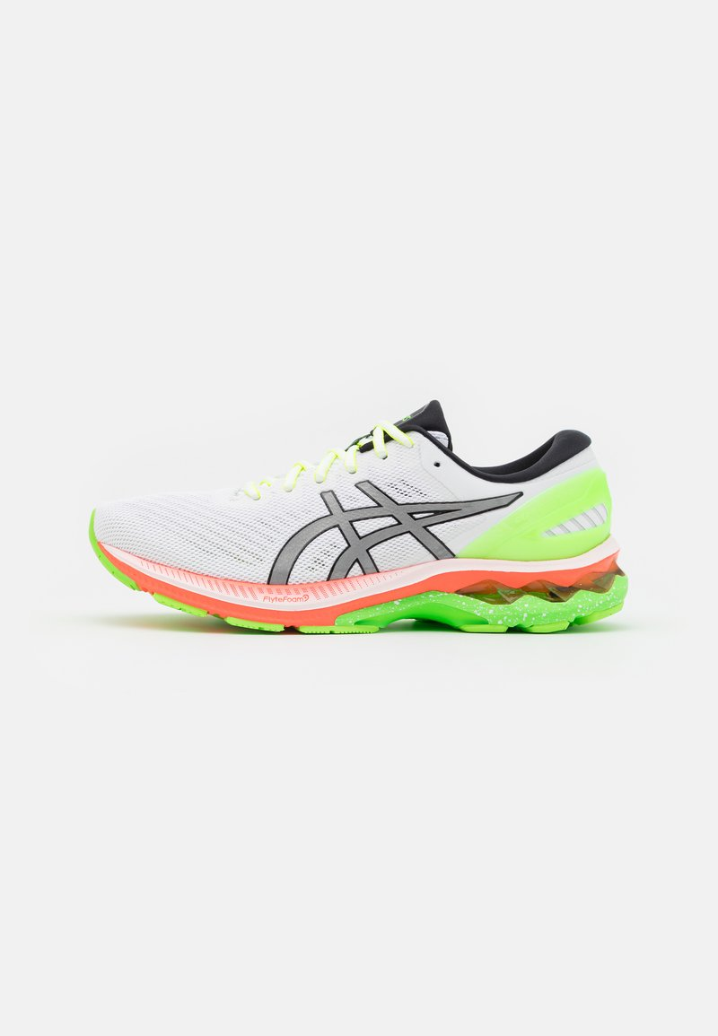 ASICS - GEL-KAYANO 27 SUMMER LITE SHOW - Stabilty running shoes - white/pure silver