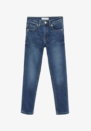 Jeans Skinny Fit - donkerblauw