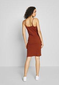 Even&Odd - Pouzdrové šaty - potter's clay - 2