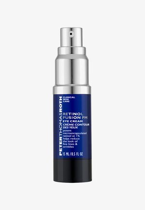 RETINOL FUSION PM EYE CREAM - Eyecare - -