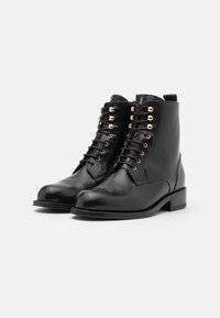 Hash#TAG Sustainable - Lace-up ankle boots - nero - 2