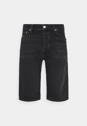 ETHAN RELAXED - Jeansshorts - black denim