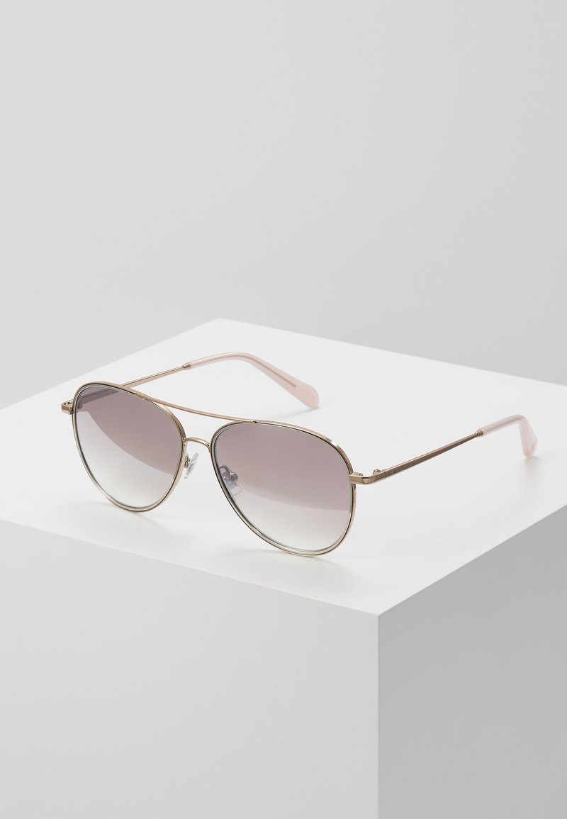 Fossil - Sunglasses - rose gold-coloured
