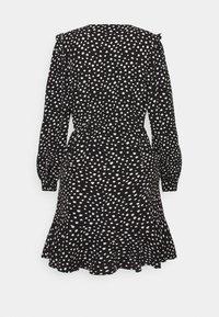ONLY Tall - ONLSANDY DRESS - Day dress - black/white - 1