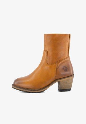 PAULX  - Classic ankle boots - cognac