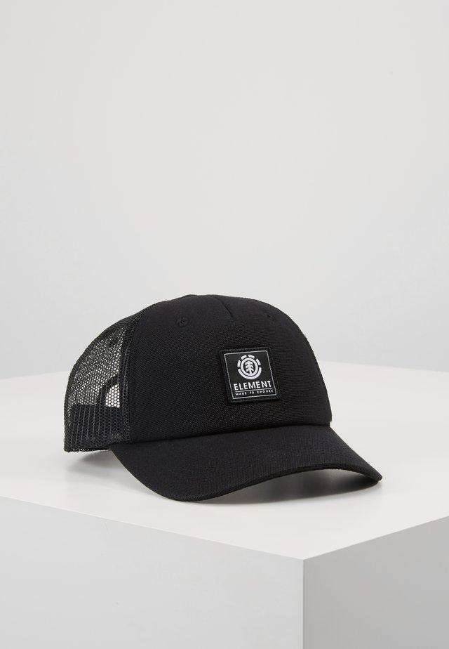 ICON BOY - Cap - all black