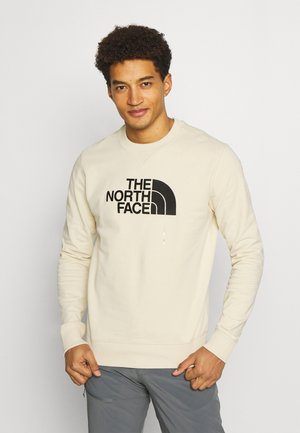 DREW PEAK CREW LIGHT - Sweatshirt - bleached sand