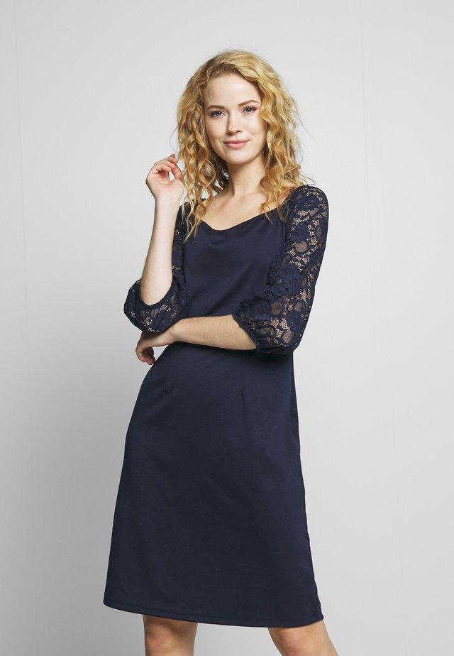 MERLA DRESS - Day dress - royal navy blue