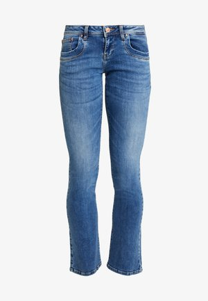 VALERIE - Bootcut jeans - yule wash