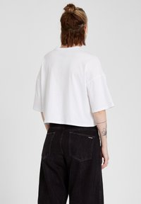 Volcom - FA FORTIFEM TEE - Print T-shirt - white - 2