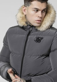 SIKSILK - DISTANCE JACKET - Winterjas - grey - 4