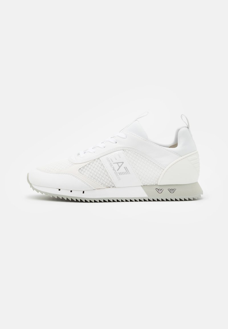 EA7 Emporio Armani - UNISEX - Sneakers laag - white