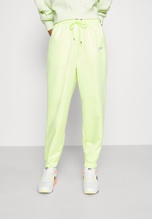 AIR - Tracksuit bottoms - lime ice/white