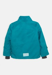 LEGO Wear - JOSHUA 700 JACKET UNISEX - Snowboardová bunda - dark turquoise - 2