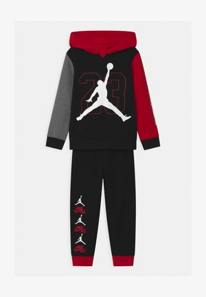 JORDAN SET - Tracksuit - black