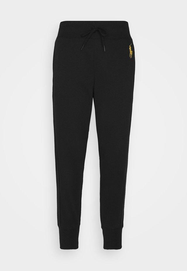 FEATHERWEIGHT - Teplákové kalhoty - black