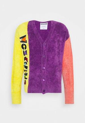 Vest - violet