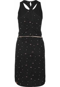 Ragwear - INFINY - Jersey dress - black - 1