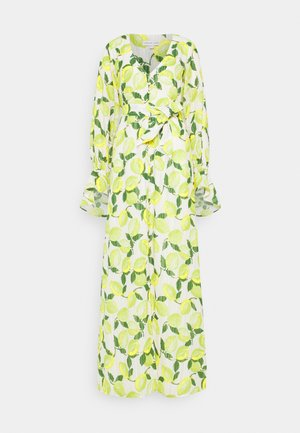 OUTSHINE THE BRIDE DRESS - Maxi dress - lime lights