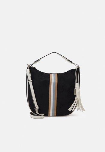 CORA - Käsilaukku - black