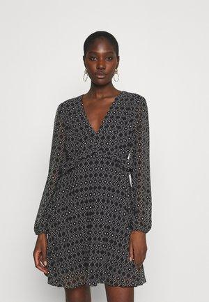 SELLE DRESS - Day dress - black