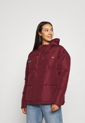PEJO - Winter jacket - burgundy