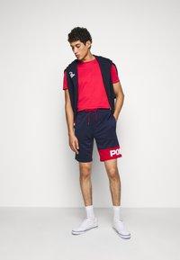 Polo Ralph Lauren - POLY TERRY - Shorts - navy - 1