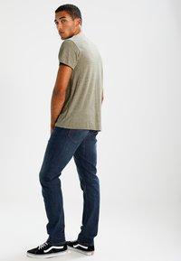 Lee - MORTON - Straight leg jeans - deep blue river - 2