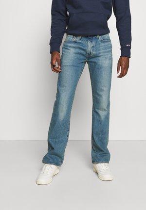 527 - Bootcut jeans - squash automobile