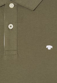 TOM TAILOR - BASIC WITH CONTRAST - Polo shirt - oak leaf green - 2