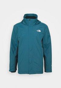 EVOLUTION II TRICLIMATE 2-IN-1 - Hardshell jacket - blue/dark blue