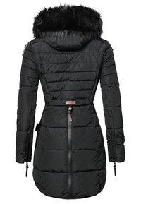 Marikoo - MOONSHINE - Winter coat - black - 2