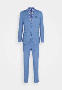Isaac Dewhirst - SUIT - Suit - blue - 7