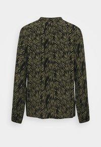 Moss Copenhagen - CALIE MOROCCO - Button-down blouse - sage - 1
