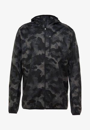 OWN THE RUN - Sports jacket - grey four/grey six/black