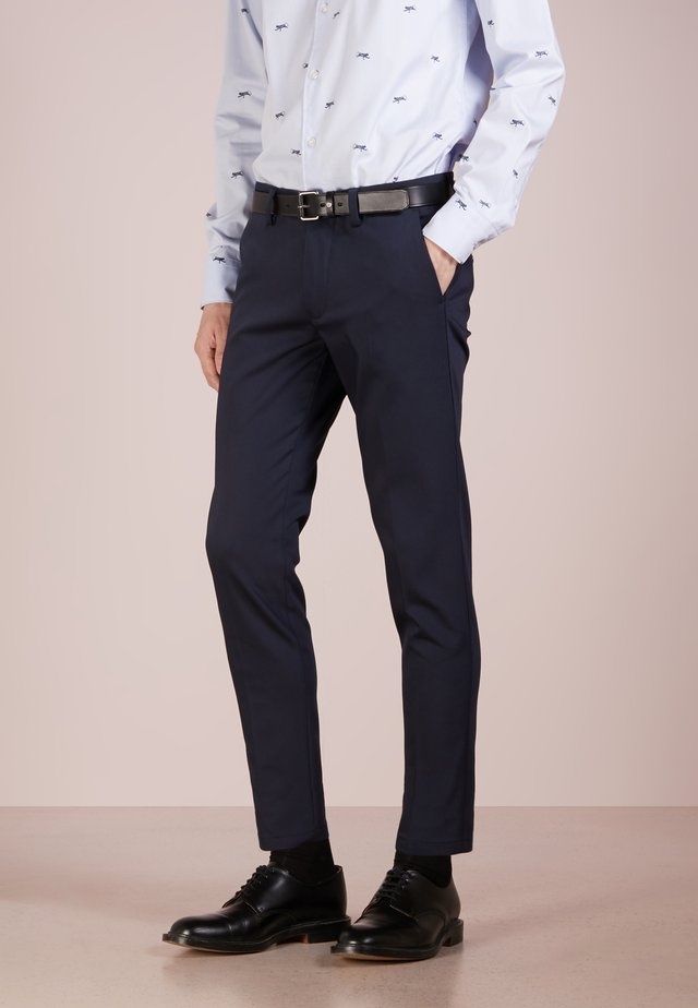 SIGHT - Suit trousers - navy