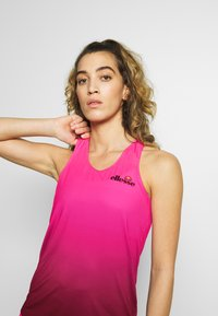 Ellesse - SACILE - Top - pink/black - 3