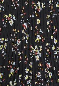 VILA PETITE - VIBLOSSOMS DRESS - Hverdagskjoler - black/aspen - 4