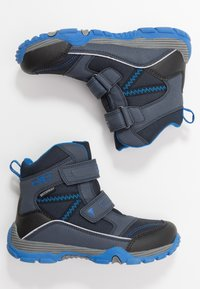 CMP - KIDS PYRY BOOT WP - Hiking shoes - antracite - 0