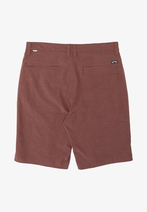 CROSSFIRE - Shorts - burgundy