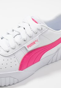 Puma - CALI - Sneakers laag - white/glowing pink - 2