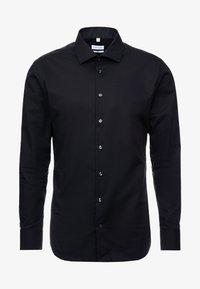 BUSINESS KENT EXTRA SLIM FIT - Camicia elegante - black